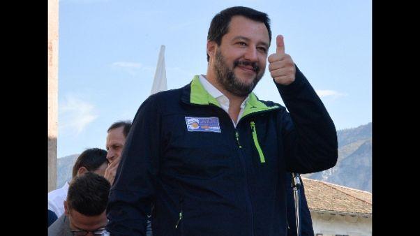 Migranti: Salvini, calano anche a Bari