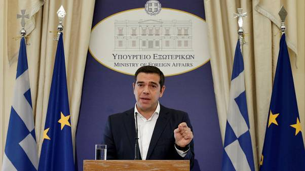 Greek PM says EU Commission approved Greek budget without pension cuts