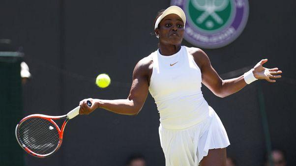 Stephens enjoys emotional campaign after Grand Slam breakthrough
