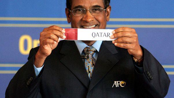 Asian football 'architect' Velappan dies