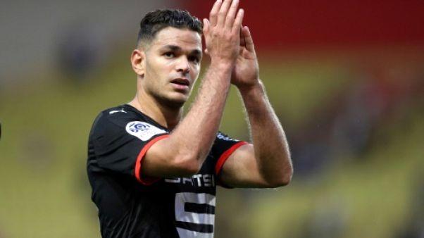 Rennes: en attendant Hatem Ben Arfa...