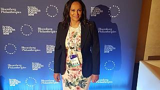 Interview with Africa's richest woman, Isabel dos Santos of Angola