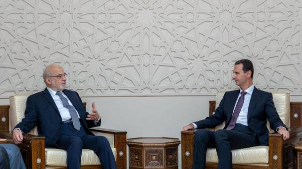 Assad, Russian officials meet in Damascus, discuss situation in Syria