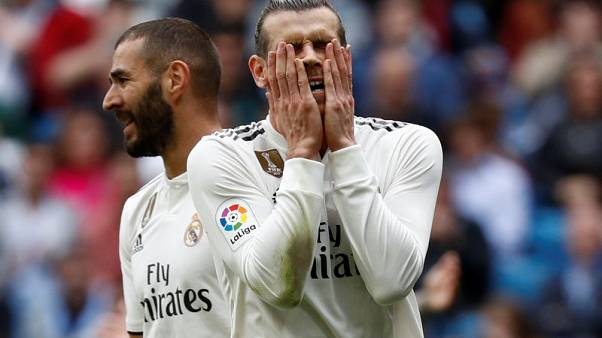 Real set unwanted record of 465 minutes without scoring