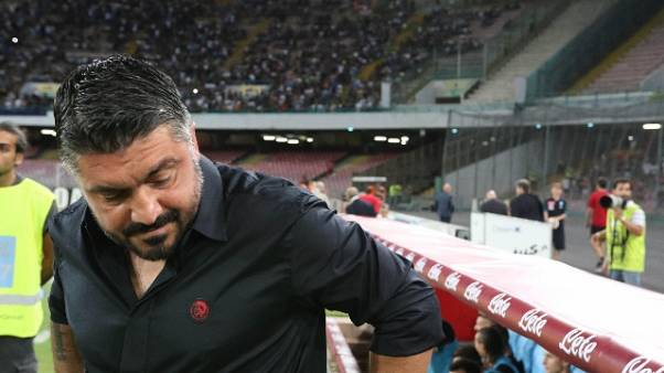 """Figc, Gattuso """"pensino alle riforme"""""""