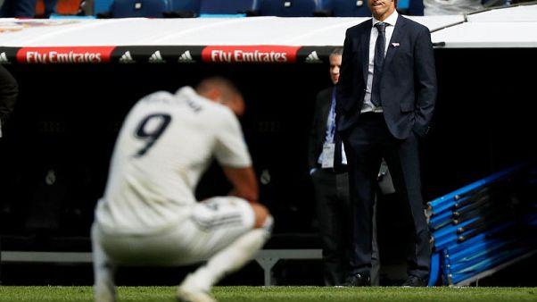 Real slump to third straight loss despite ending record goal drought