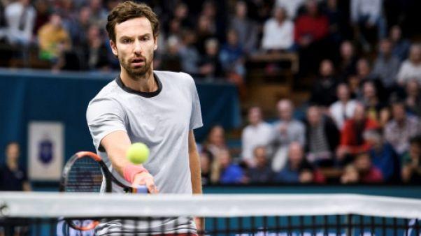 Tennis: Gulbis rejoint Tsitsipas en finale à Stockholm
