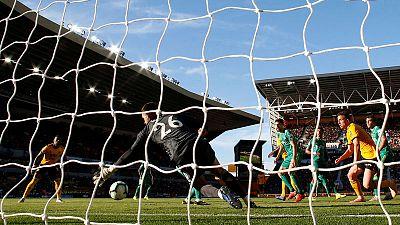 Watford lighting double strike ends Wolves' fine run