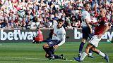 Lamela goal edges Spurs to derby win at West Ham