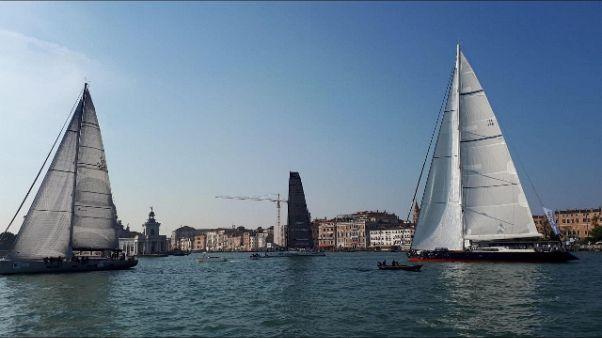 Spirit of Portopiccolo vince a Venezia