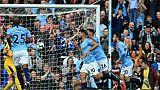 Angleterre: Manchester City accélère, Mourinho ronge son frein