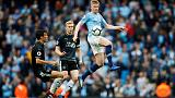 Returning De Bruyne adds to unbeaten City's aura