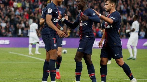 سان جيرمان يحقق انتصاره العاشر بدوري فرنسا هذا الموسم وخسارة موناكو تحت قيادة هنري