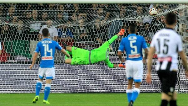 Serie A: Udinese-Napoli 0-3