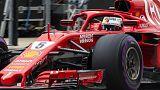 Motor racing - Vettel fastest in final U.S. Grand Prix practice