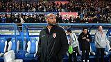 Monaco: soirée de cauchemar pour les débuts d'entraîneur de Thierry Henry