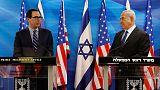وزير الخزانة الأمريكي يشيد بفرص الاستثمار في إسرائيل