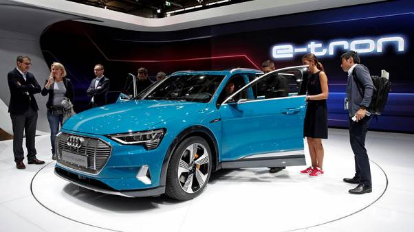 Audi's electric SUV faces four-week delay because of software bug