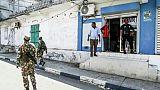 Lent retour à la normale après la reprise du contrôle d'Anjouan par l'armée