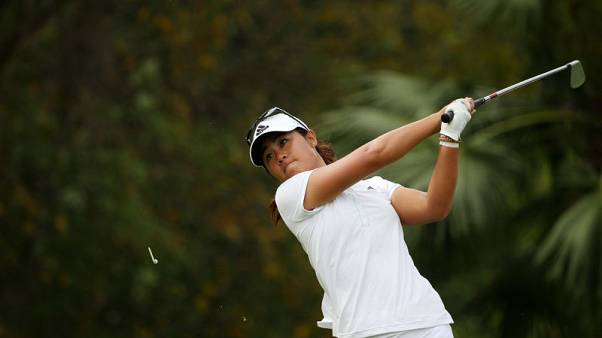 American Kang overcomes nerves to claim LPGA Shanghai title