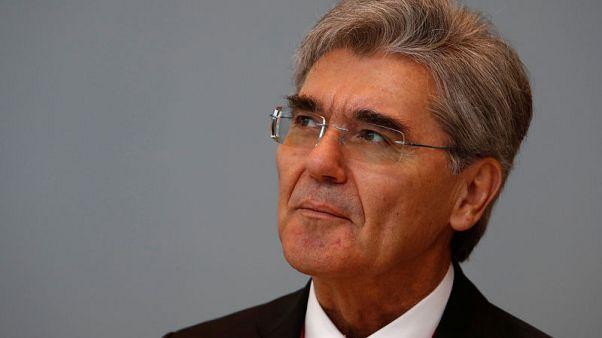 Top German politicians press Siemens boss to skip Saudi conference