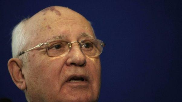 """Retrait américain d'un traité nucléaire : Gorbatchev dénonce le """"manque de sagesse"""" de Trump"""