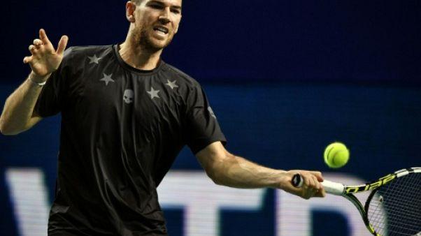 Tennis: Mannarino perd sa 6e finale à Moscou