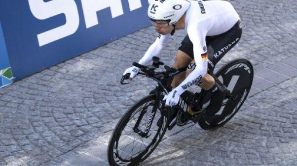 Cyclisme: Lotto NL recrute Tony Martin