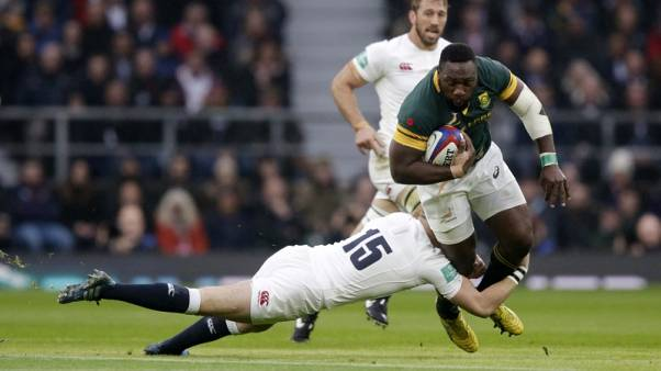 Bok prop Mtawarira out of November internationals, Vermeulen returns