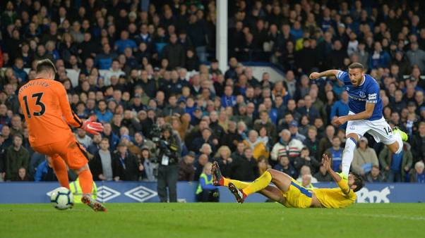 Substitutes set up Everton win over Palace