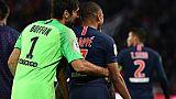 """PSG: Mbappé a """"une carrière incroyable devant lui"""" pour Buffon"""