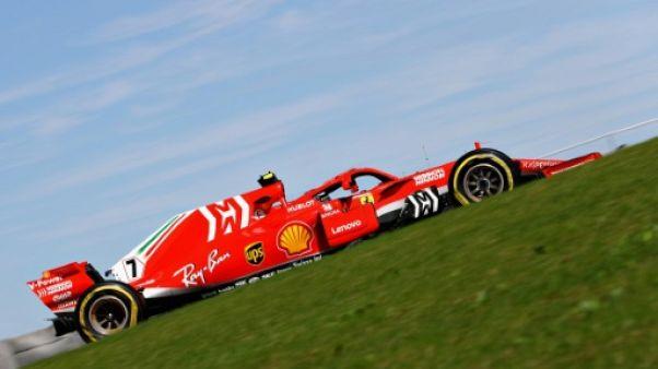 GP des Etats-Unis: Räikkönen s'impose, le sacre d'Hamilton retardé