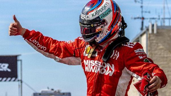 F1: gioia Raikkonen, vinto tutti insieme