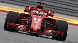 Vettel'deluso mia gara, felice per Kimi'
