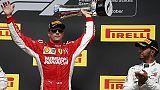 F1: Hamilton, bravo Kimi gara fantastica