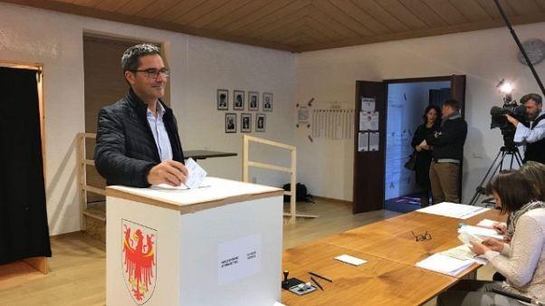Lega primo partito in città di Bolzano