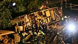 'Why did it happen?' asks Taiwan mourner, after 18 killed in rail disaster