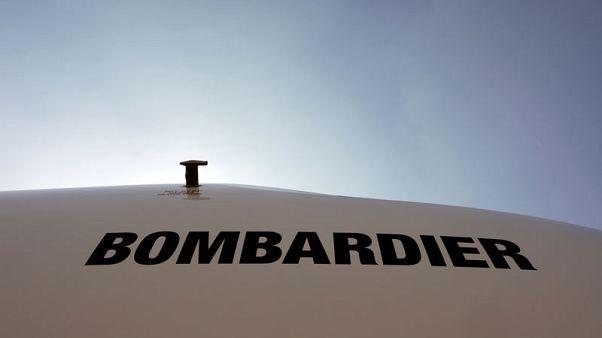 Bombardier sues Mitsubishi jet programme over trade secrets