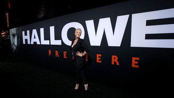 (هالوين) يتصدر إيرادات السينما الأمريكية