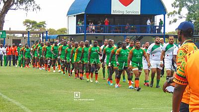 Zambia Rugby joins Algeria and six others in 2019 Gold Cup