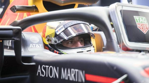 ريتشياردو غاضب بشدة عقب اخفاق آخر في فورمولا 1