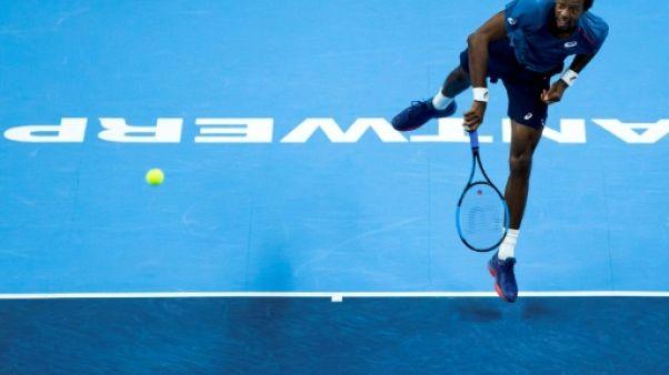 Classement ATP: des éclaircies pour Monfils et Mannarino, Tsonga hors du top 100