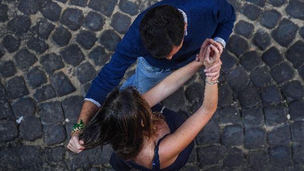 Reati giù del 2,3%,sos violenze sessuali