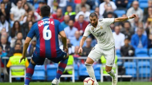 Ligue des champions: le Real attend la mue de Benzema, entre crise et crispations