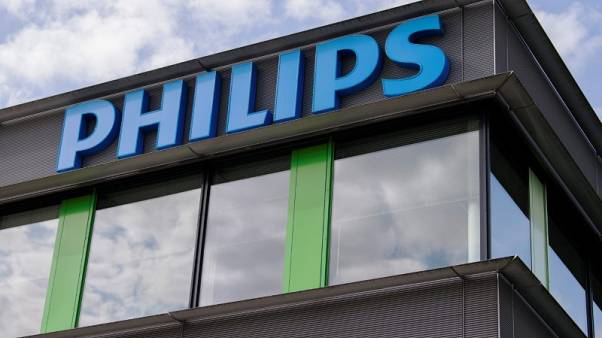 Philips shares drop as earnings fall short after currency headwinds