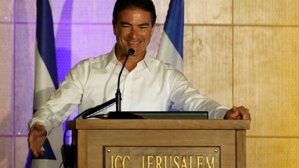 Israel's Mossad chief says high-tech not always a spy's friend