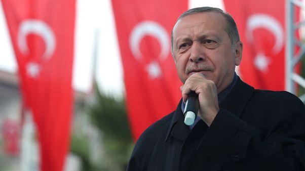أردوغان يقول إنه سيبحث قضية خاشقجي مع الحكومة التركية
