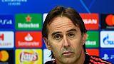 """Real Madrid: """"Je serai encore l'entraîneur demain"""", assure Lopetegui"""