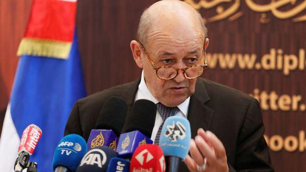 فرنسا تتجنب تساؤلات عن مبيعات أسلحة للسعودية