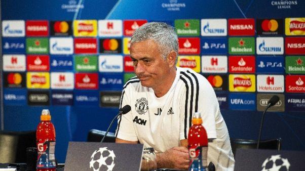 """Real: Mourinho """"Voglio restare allo Utd"""""""